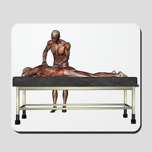 Massage Muscles Mousepad