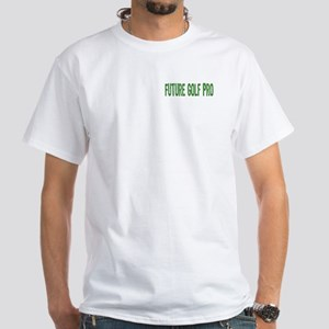 Golfers White T-Shirt