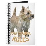 Cairn terrier Journals & Spiral Notebooks