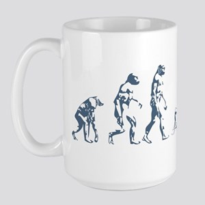 TRIATHLON EVOLUTION Large Mug