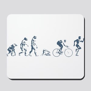 TRIATHLETE EVOLUTION Mousepad