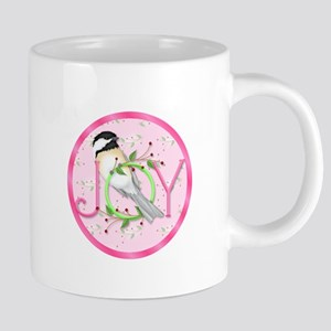 Joy Chickadee Mugs