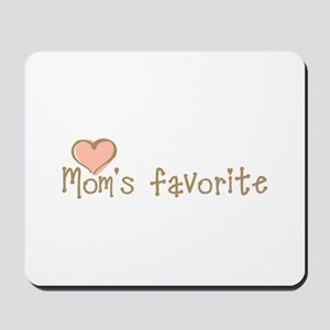 Mom's Favorite Mousepad