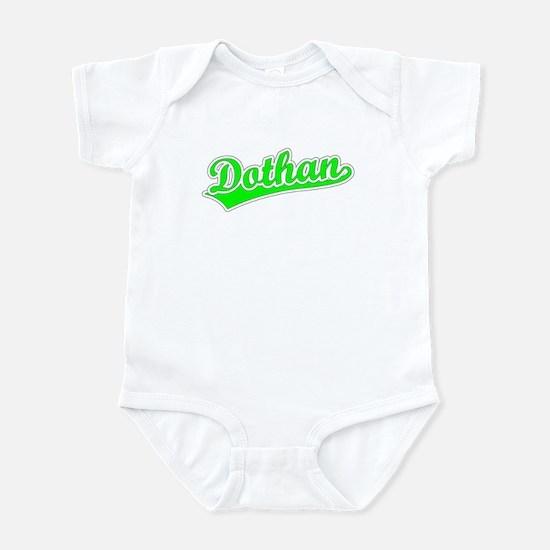 Retro Dothan (Green) Infant Bodysuit