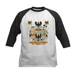 East Prussia Coat of Arms Kids Baseball Jersey