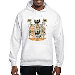 East Prussia Coat of Arms Hooded Sweatshirt