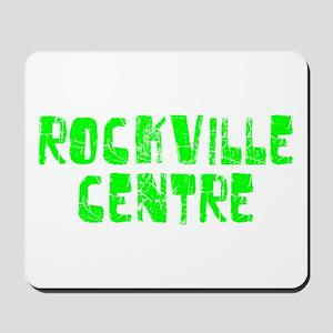 Rockville Ce.. Faded (Green) Mousepad