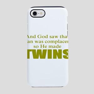 Twins iPhone 8/7 Tough Case