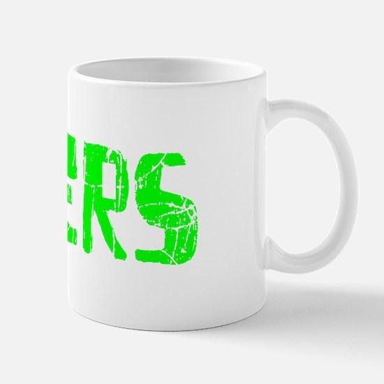 Rogers Faded (Green) Mug