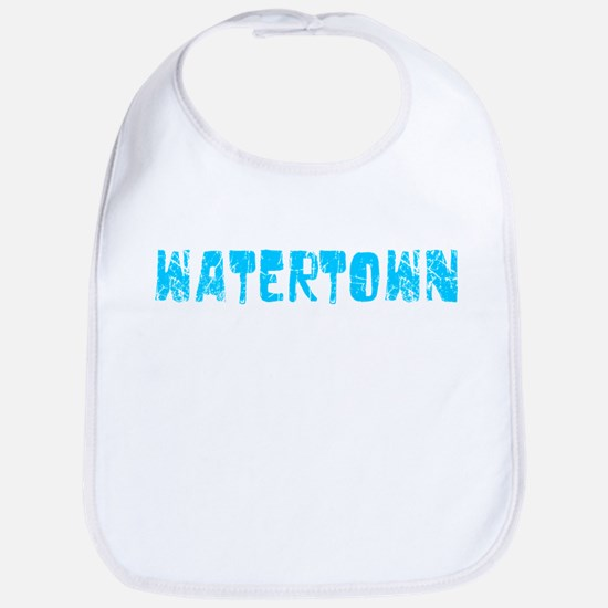 Watertown Faded (Blue) Bib