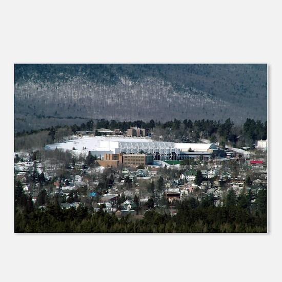 Lake Placid Village Postcards (Package of 8)