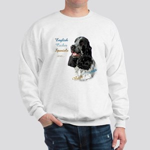 English Cocker Best Friend1 Sweatshirt