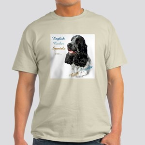 English Cocker Best Friend1 Light T-Shirt