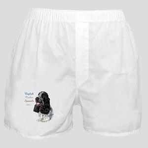 English Cocker Best Friend1 Boxer Shorts