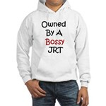 Owned By A Bossy JRT Hooded Sweatshirt