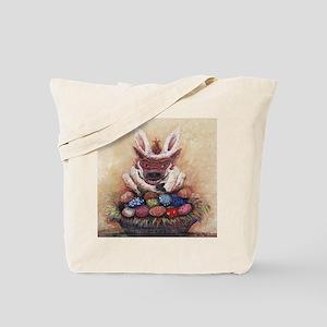 Easter Hog Tote Bag