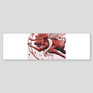 Cupig Bumper Sticker