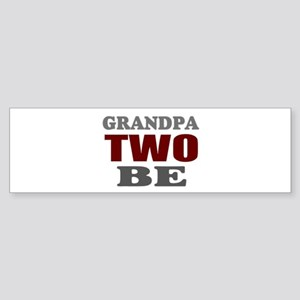 twins grandpa Bumper Sticker