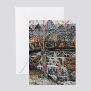 Big Cedar Lodge Greeting Card
