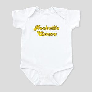 Retro Rockville Ce.. (Gold) Infant Bodysuit