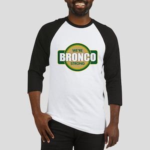 Bronco Strong Baseball Jersey