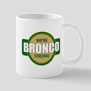 Bronco Strong Mugs