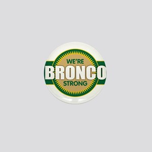 Bronco Strong Mini Button