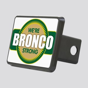Bronco Strong Rectangular Hitch Cover