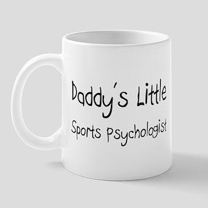 Daddy's Little Sports Psychologist Mug