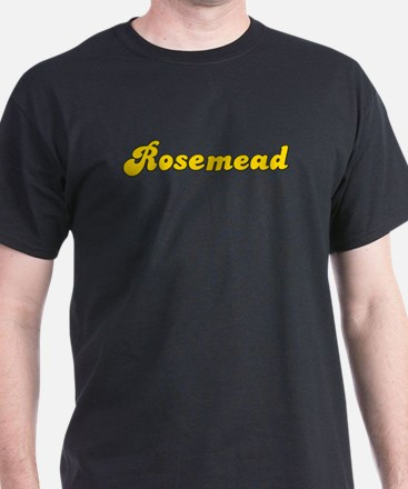 Retro Rosemead (Gold) T-Shirt