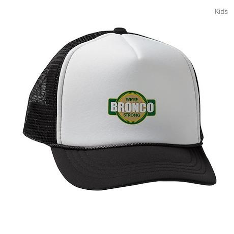 Bronco Strong Kids Trucker hat