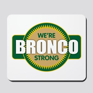 Bronco Strong Mousepad