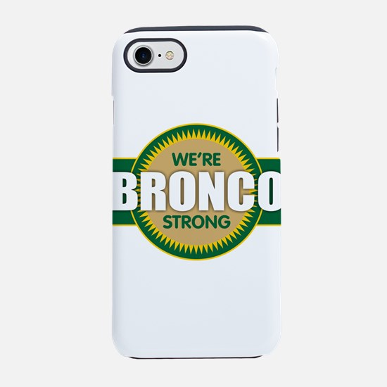 Bronco Strong iPhone 8/7 Tough Case