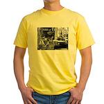 Kibble at Tiffany's Yellow T-Shirt