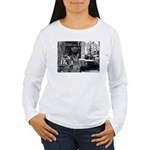 Kibble at Tiffany's Women's Long Sleeve T-Shirt