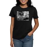 Kibble at Tiffany's Women's Dark T-Shirt