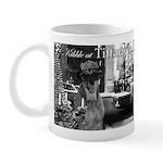 Kibble at Tiffany's Mug