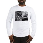 Kibble at Tiffany's Long Sleeve T-Shirt