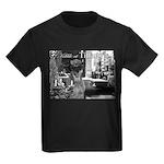 Kibble at Tiffany's Kids Dark T-Shirt