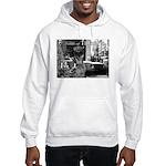 Kibble at Tiffany's Hooded Sweatshirt