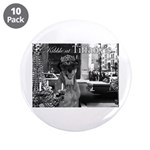 """Kibble at Tiffany's 3.5"""" Button (10 pack)"""