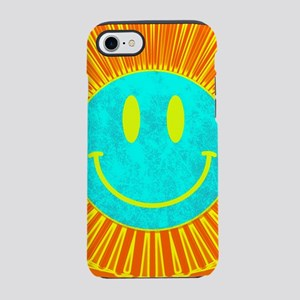 happy face lion iPhone 8/7 Tough Case