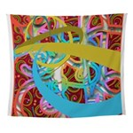 Fantasy Graphic Wall Tapestry