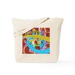 Fantasy Graphic Tote Bag