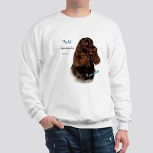 Field Spaniel Best Friend1 Sweatshirt