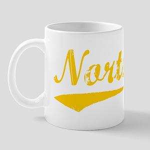 Vintage Norton (Orange) Mug