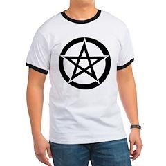 Black Pentagram T
