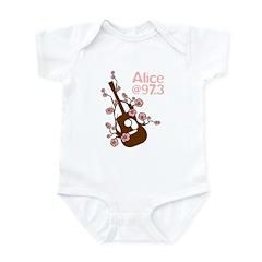Alice 'Blossom' Infant Bodysuit
