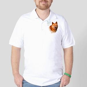 Spitz Best Friend1 Golf Shirt