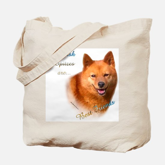 Spitz Best Friend1 Tote Bag